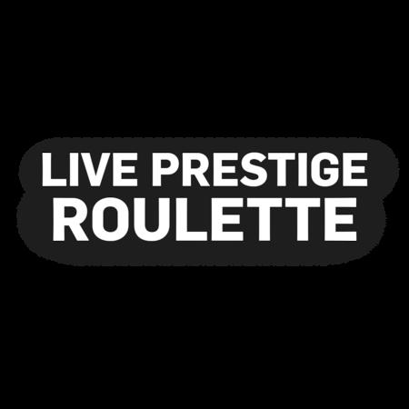 Live Prestige Roulette on Betfair Casino