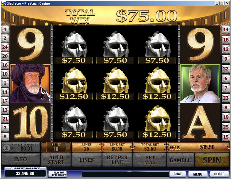 Игровой автомат золото партии