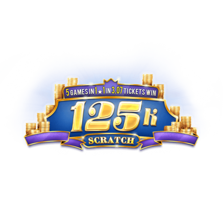 125k Scratch on Betfair Arcade