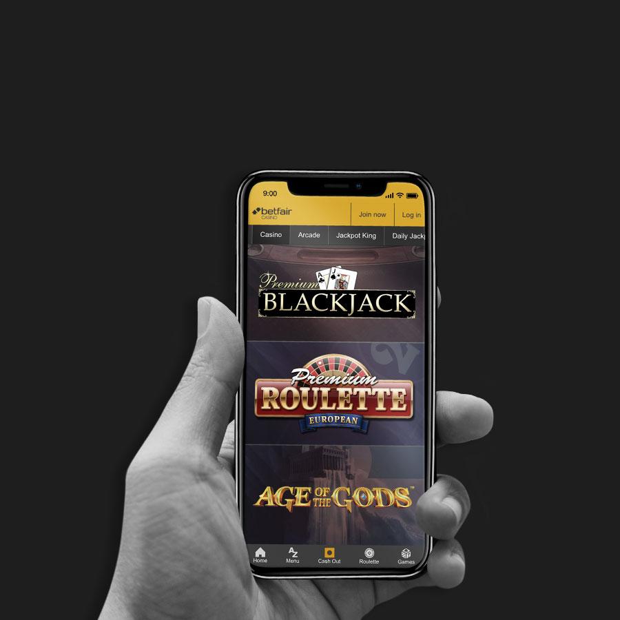 las vegas online casino login