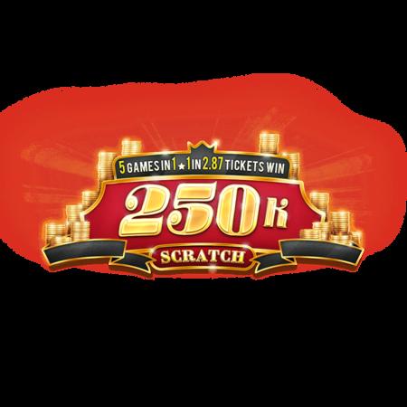 250k Scratch on Betfair Arcade