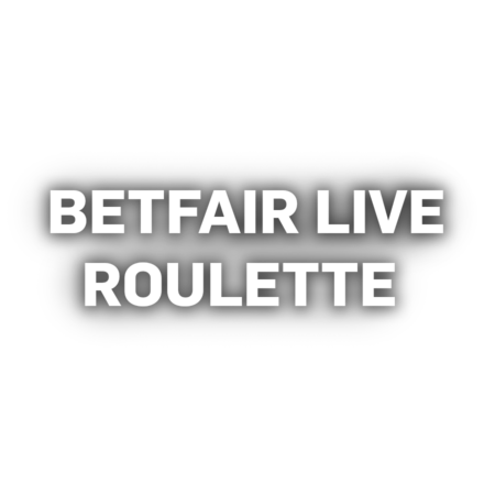 Betfair Live Roulette on Betfair Casino