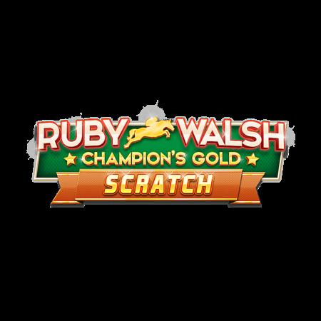 Ruby Walsh Scratch on Betfair Arcade