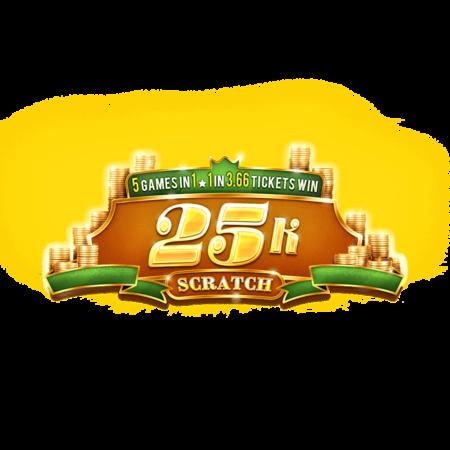 25k Scratch on Betfair Arcade
