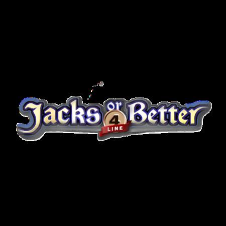 Jacks or Better 4 Lines on Betfair Casino