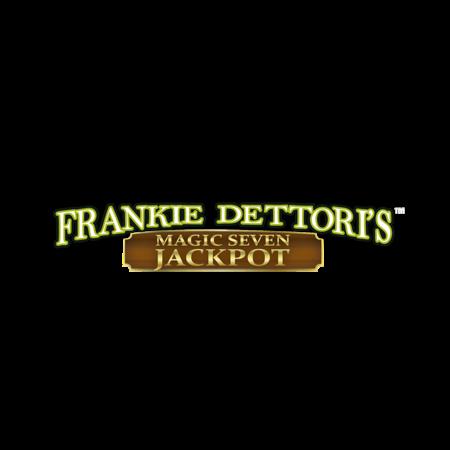 Frankie Dettori's Magic Seven Jackpot on Betfair Casino