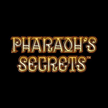 Pharaoh`s Secrets on Betfair Casino