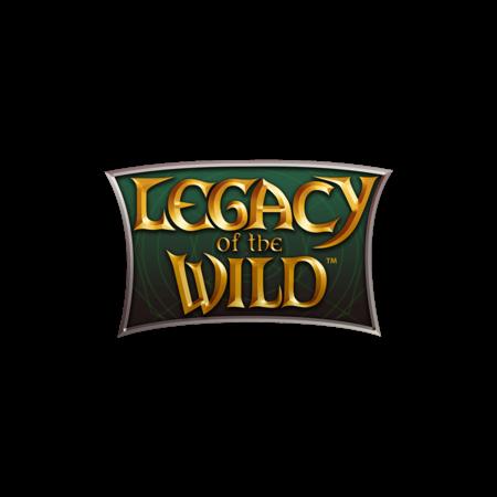Legacy of the Wild on Betfair Casino