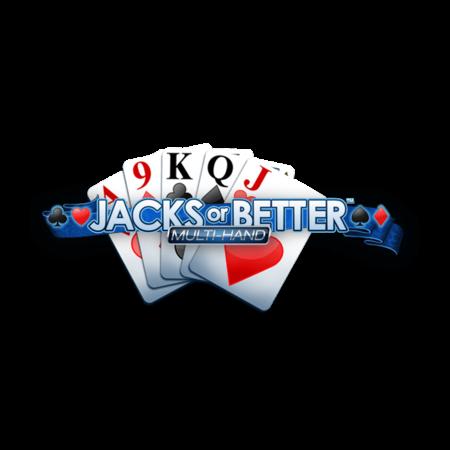 Jacks or Better Multi-Hand - Betfair Casinò
