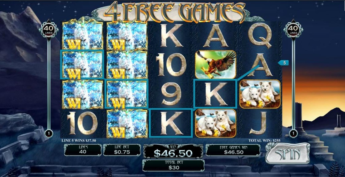 online casino games review