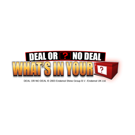 Deal Or No Deal: What's In Your Box on Paddy Power Games