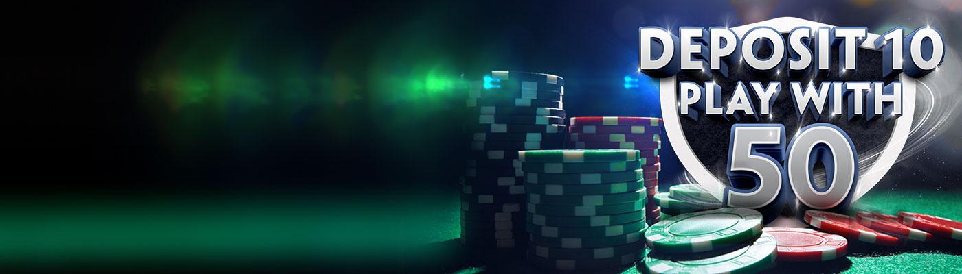 Online Casino UK | Paddy Power™ Casino | Deposit 10 Play with 50