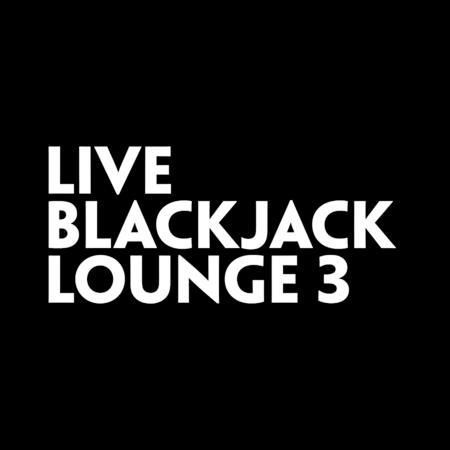 Live Blackjack Lounge 3 on Paddy Power Casino