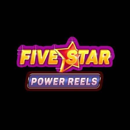 Five Star Power Reels on Paddy Power Vegas