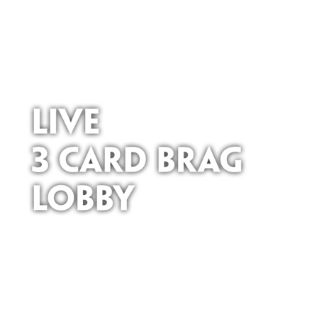 Live 3 Card Brag on Paddy Power Casino