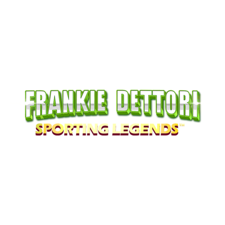 Frankie Dettori Sporting Legends™ on Paddy Power Casino