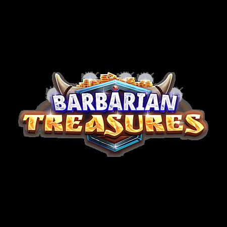Barbarian Treasures on Paddy Power Vegas